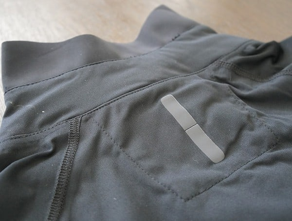 Reflective Details On Upper Back Ogio All Elements Elite Rain Jacket