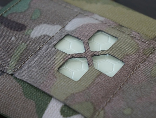 Reflective Window Medical Symbol Blue Force Gear Micro Trauma Kit Now