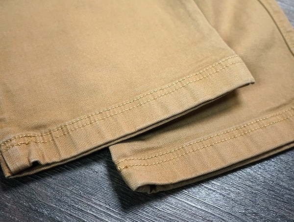 Reinforced Cuff Mens Vertx Delta Strech Pants