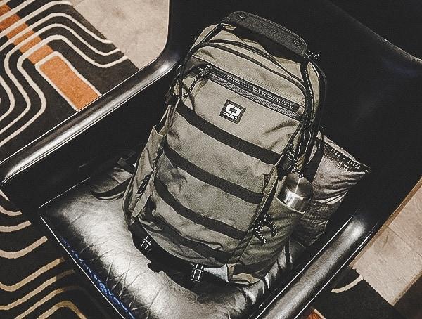 Reivew Olive Ogio Alpha Convoy 525 Backpack