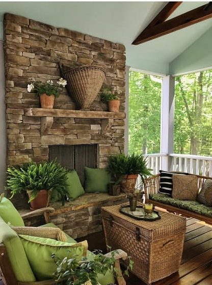 Relaxing Arizona Room Screened In Porch Ashlyngoldberg