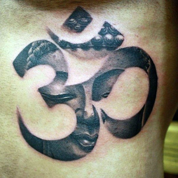 100 Buddhist Tattoos For Men - Buddhism Design Ideas