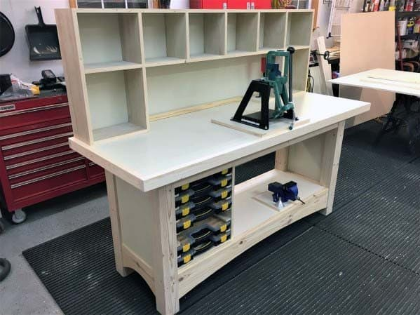Reloading Bench Idea Inspiration