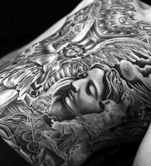 Remarkable Epic Tattoos For Males