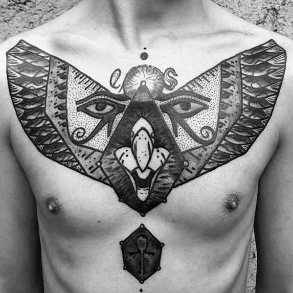 Remarkable Esoteric Tattoos For Males