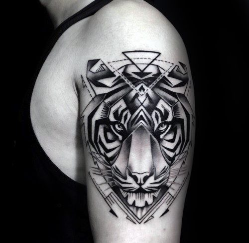 Tiger tattoo 50
