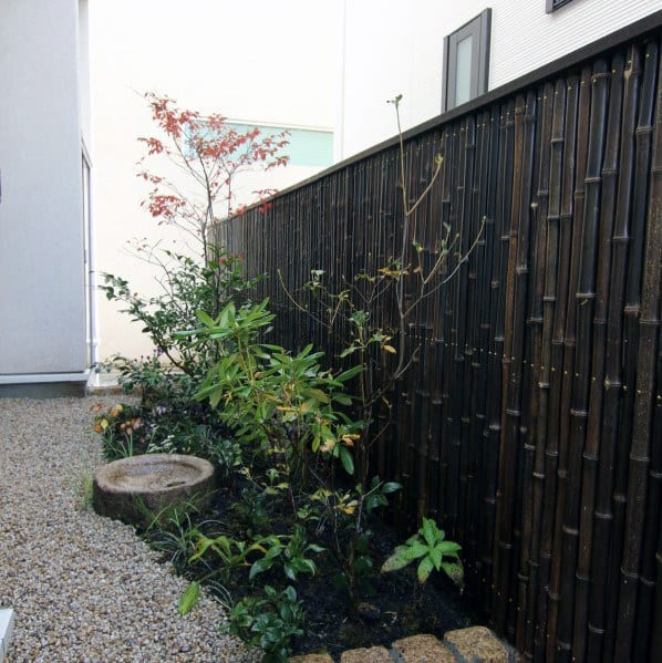 Remarkable Ideas For Bamboo Fence