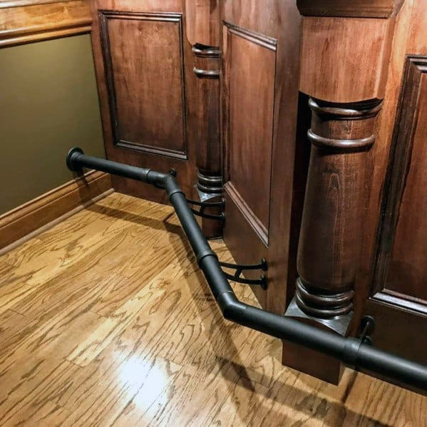 Remarkable Ideas For Bar Foot Rail