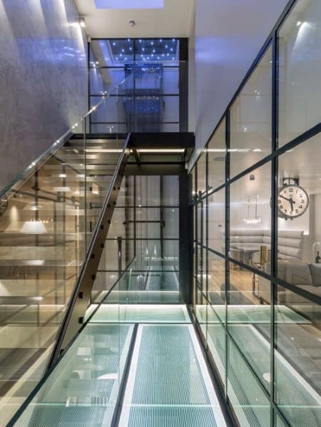 Remarkable Ideas For Basement Stairs