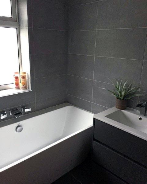 Remarkable Ideas For Bathroom Grey