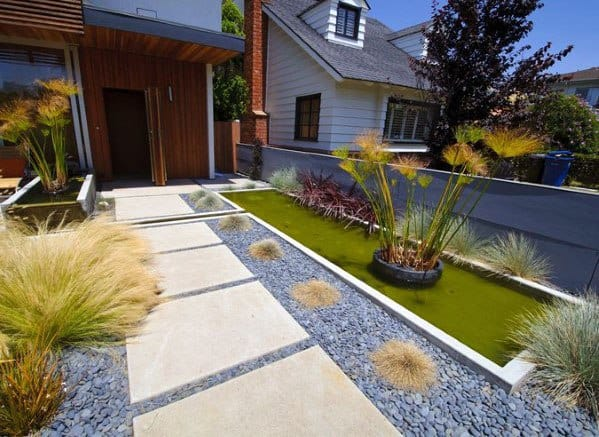 Remarkable Ideas For Concrete Walkway