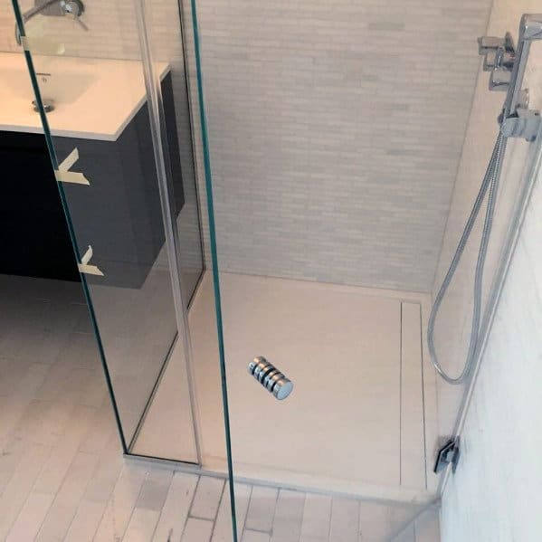 Remarkable Ideas For Corner Shower