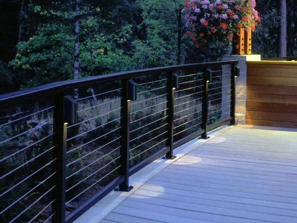 Remarkable Ideas For Deck Lighting