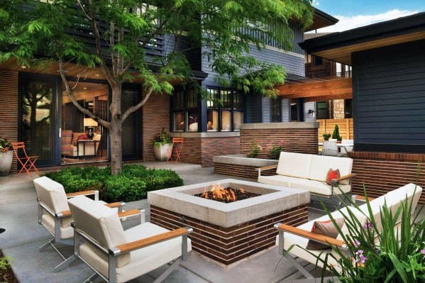 Remarkable Ideas For Fire Pit Seating