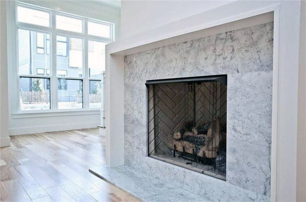 Remarkable Ideas For Fireplace Tile