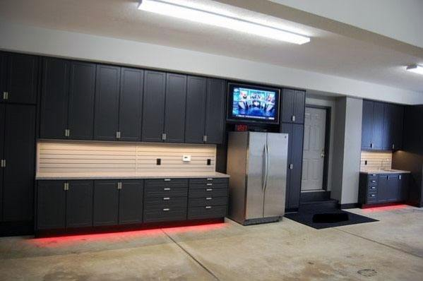 Remarkable Ideas For Garage Cabinet