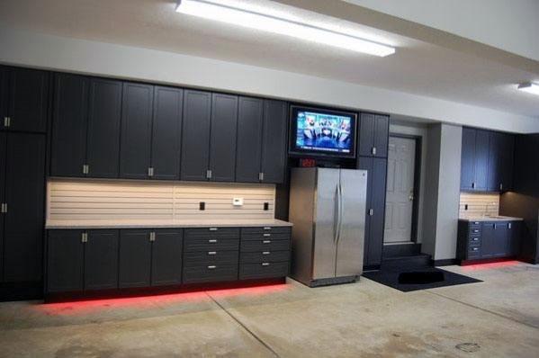 Remarkable Ideas For Garage Cabinet