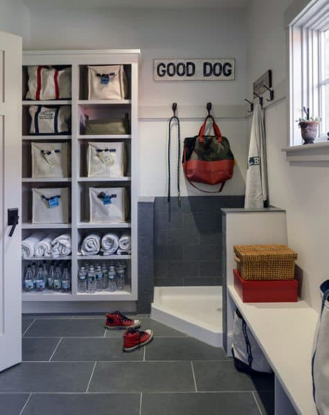 Remarkable Ideas For Home Dog Wash Station