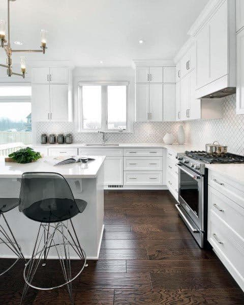 Remarkable Ideas For Kitchen White