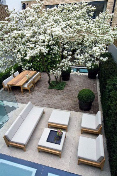 Remarkable Ideas For Modern Patio