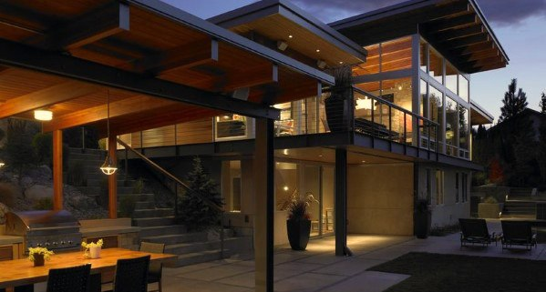 Remarkable Ideas For Patio Roof