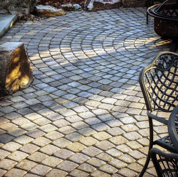 Remarkable Ideas For Paver Patio
