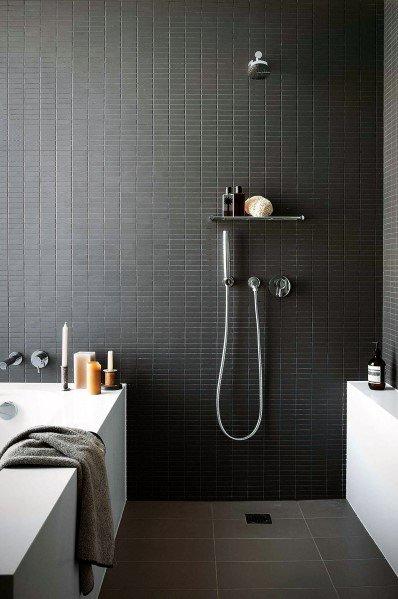 Remarkable Ideas For Shower Floor Tile
