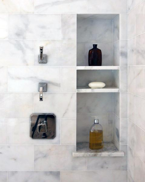 Remarkable Ideas For Shower Niche