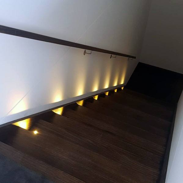 Remarkable Ideas For Staircase Lighting