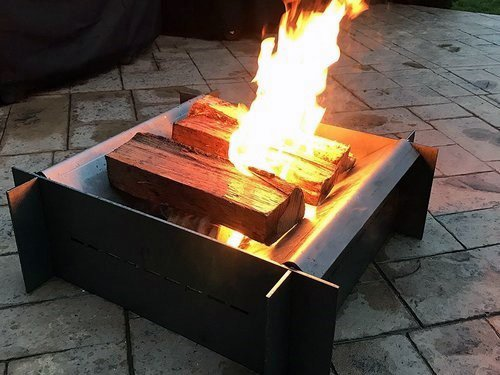 Remarkable Ideas For Steel Fire Pit