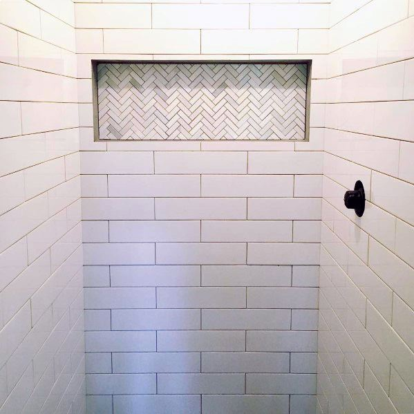 Remarkable Ideas For Subway Tile Shower