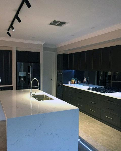 Remarkable Ideas For Track Lighting Kitchens