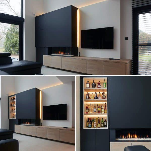 Remarkable Ideas For Tv Wall