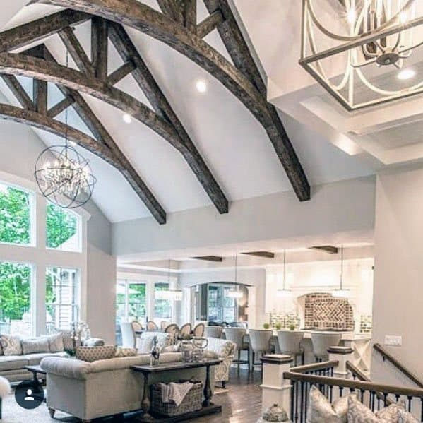 Remarkable Ideas For Vaulted Ceiling