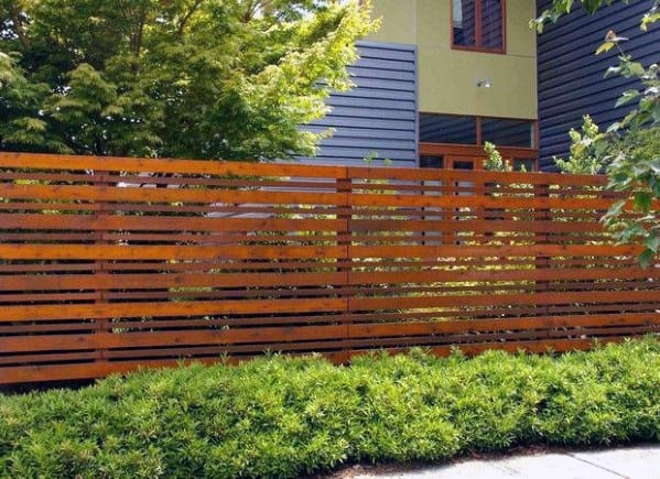 Remarkable Ideas For Wooden Fence