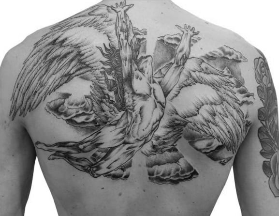 Remarkable Led Zeppelin Tattoos For Males