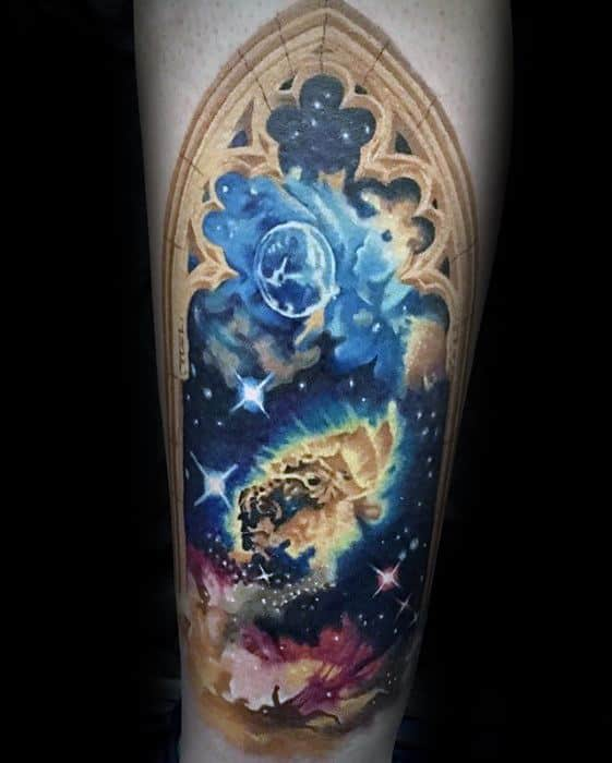 nebula tattoo designs - photo #25