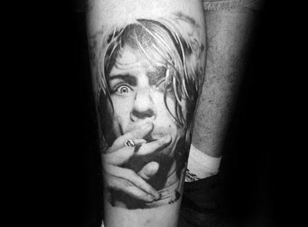 Remarkable Nirvana Tattoos For Males