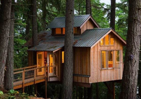 Remarkable Treehouse Designs