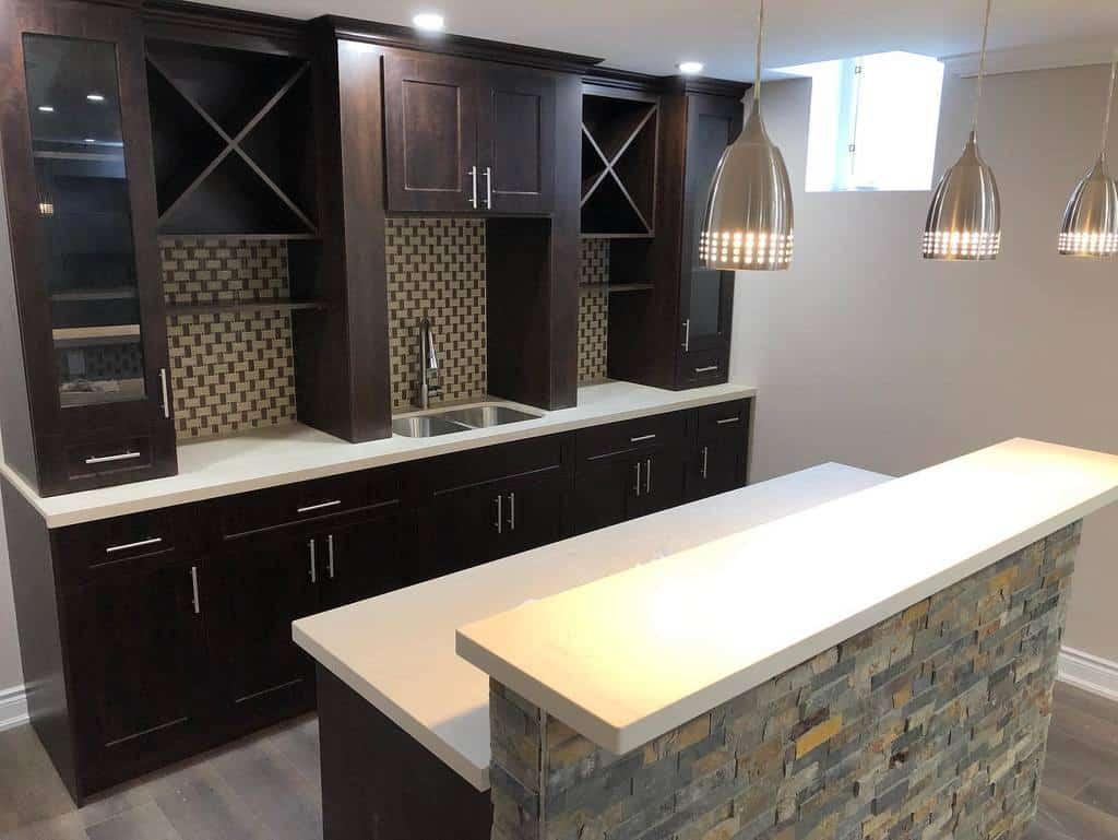 remodel small basement ideas manuelandson