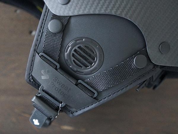 Removeable Ear Covers Sweet Protection Grimnir Ii Te Mips Helmet