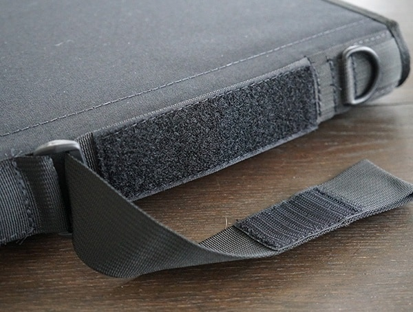 Removeable Velcro Handle Detail Rite In The Rain Field Planner Kit