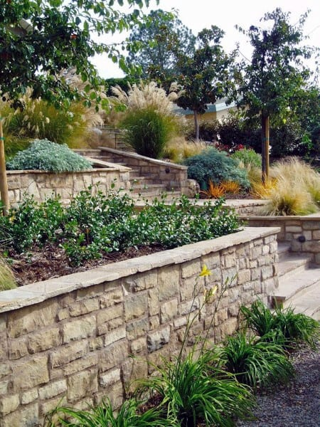 Retaining Wall Ideas Slope