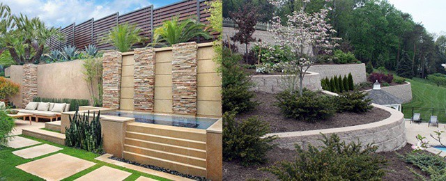 Marvelous Retaining Wall Ideas