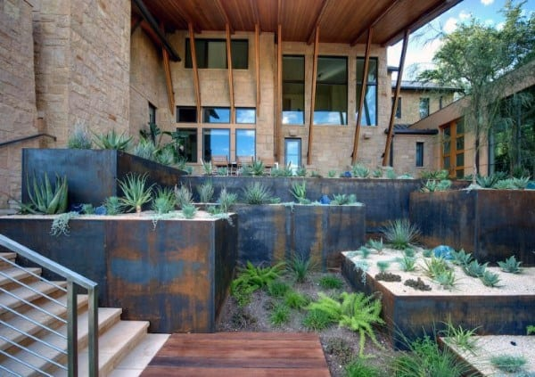 Retaining Wall Landscape Ideas