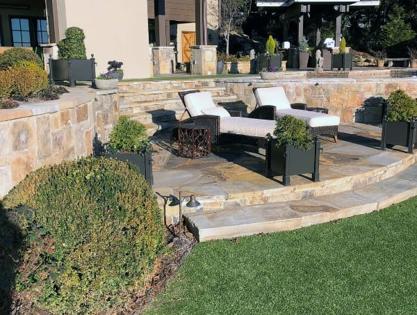 Retaining Wall Landscaping Ideas