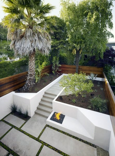Retaining Wall Planting Ideas