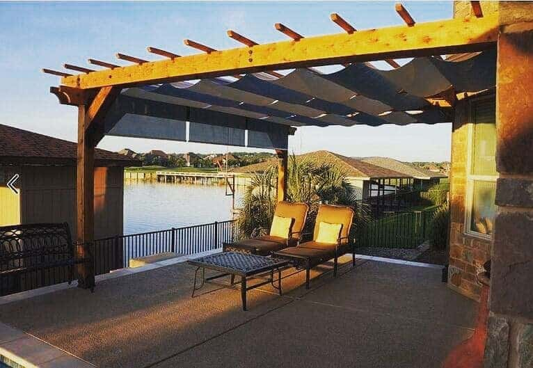retractable patio awning ideas mr.cover.all