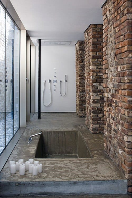 Retro Industrial Interior Design