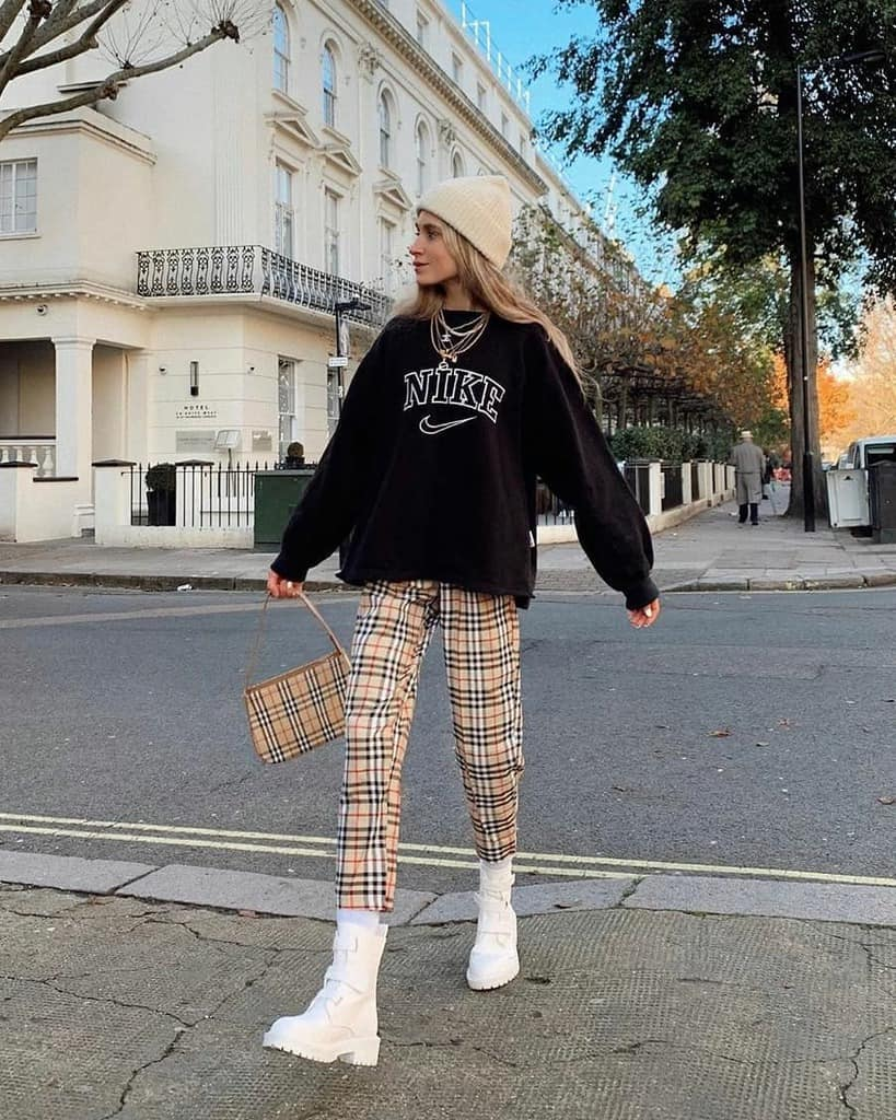 Retro Style Grunge Outfit